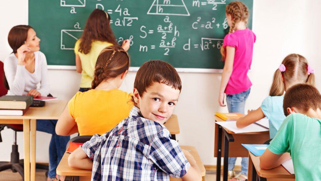 Vacanze prima dell'inizio della scuola a settembre