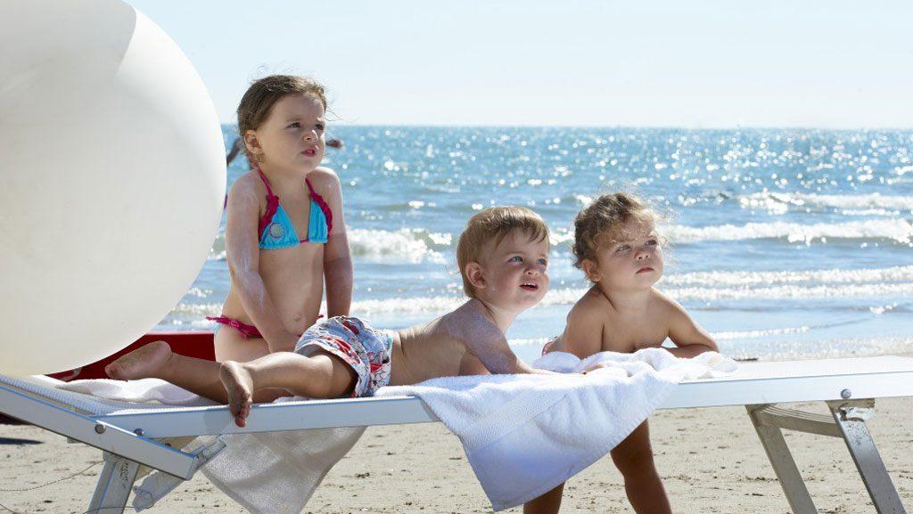 Vacanze inizio agosto in family hotel Rimini
